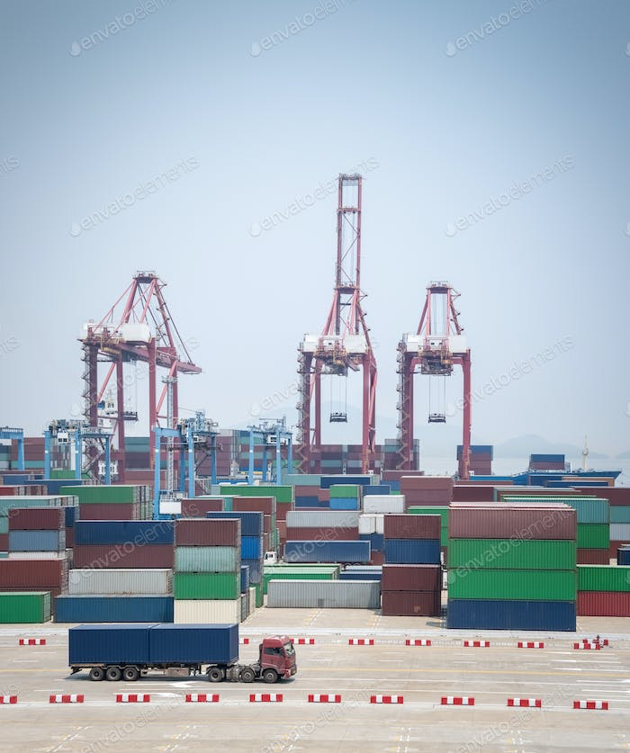 port of ningbo zhoushan