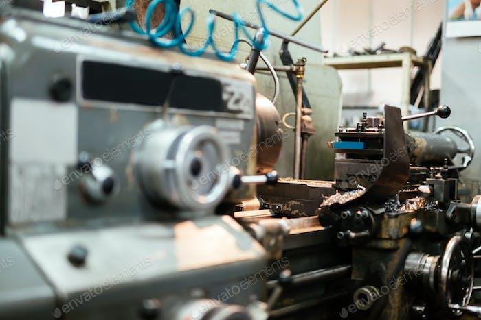 Automatische Bohrmaschinen