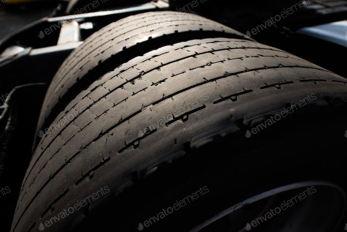 Heavy Truck Tire Tread Wear
