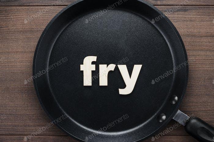 Schwenken mit Word Fry