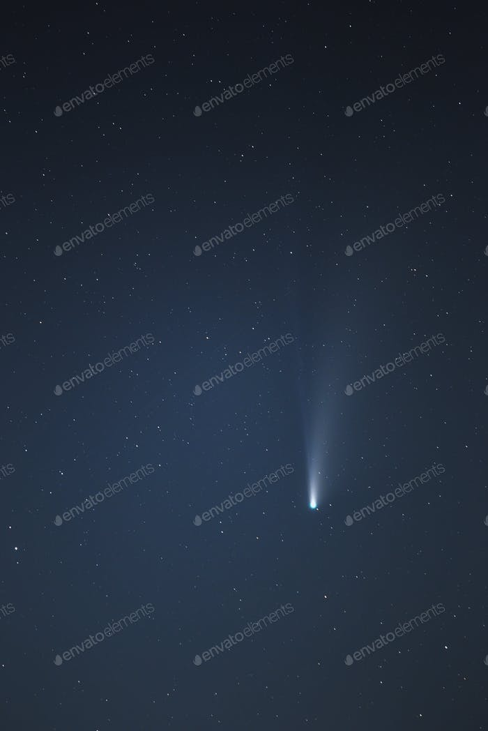 Neowise Comet C2020F3