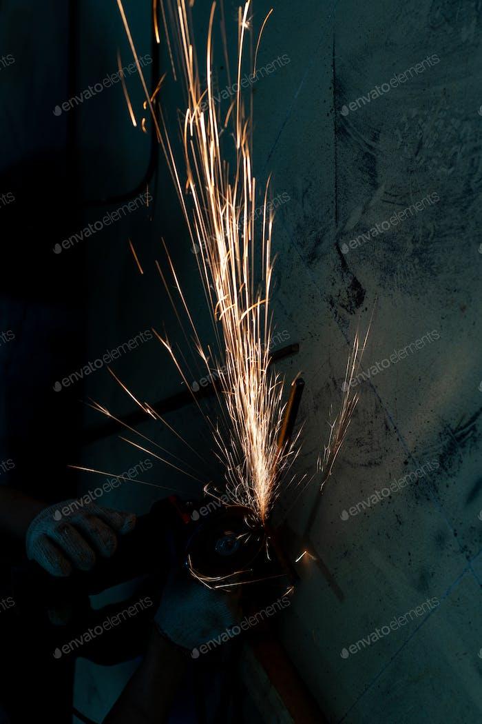 Metallschneiden