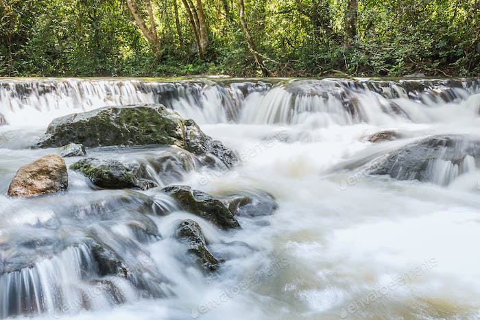 Jedkod waterfall at Khao Yai National park-6