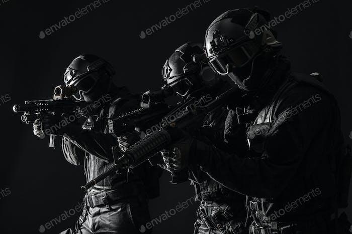 Spec ops PolizeibeamtSWAT