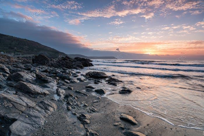Portholland Sunrise