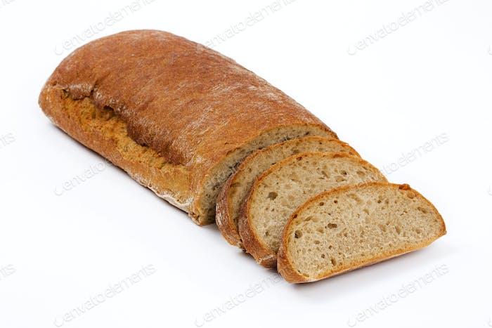 Geschnittenes Brot