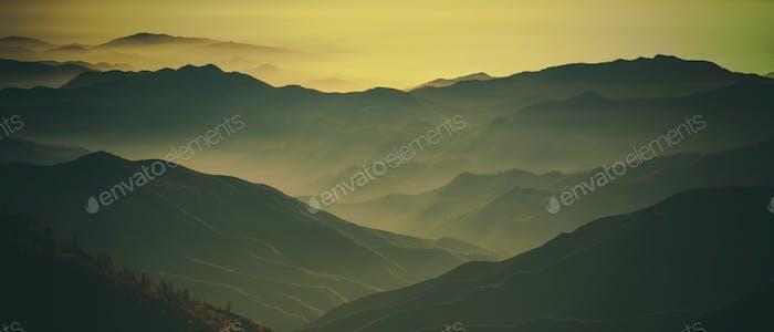 Sierra Nevada Landscape