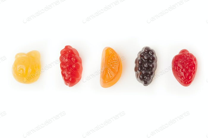 Organic Fruit Gummy Snacks for Kids