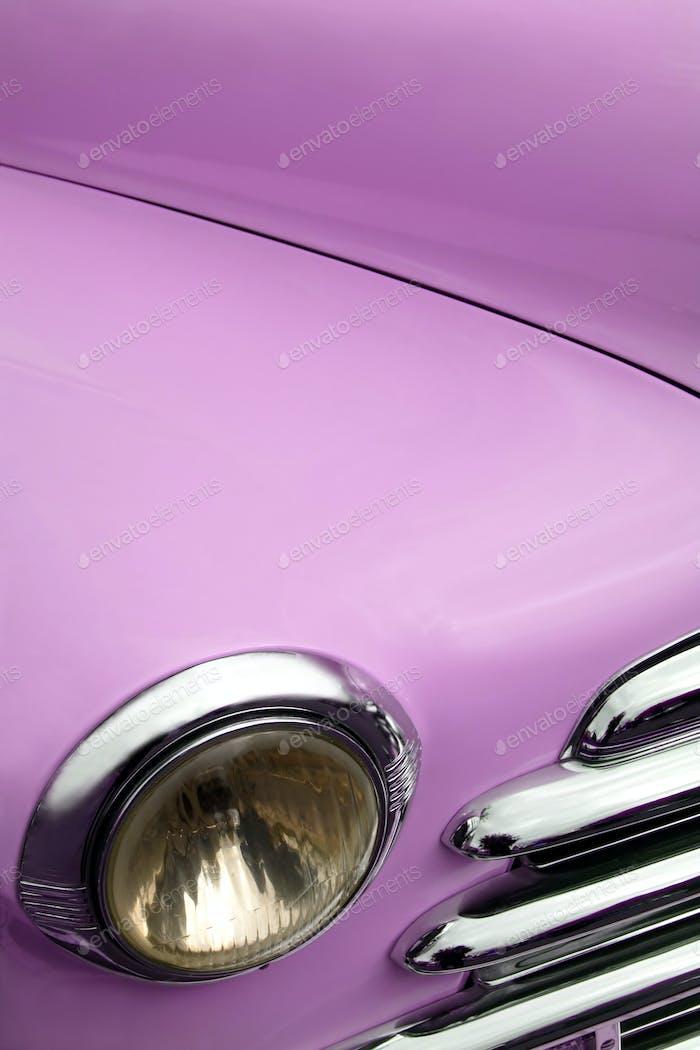 Antike Auto Kotflügel