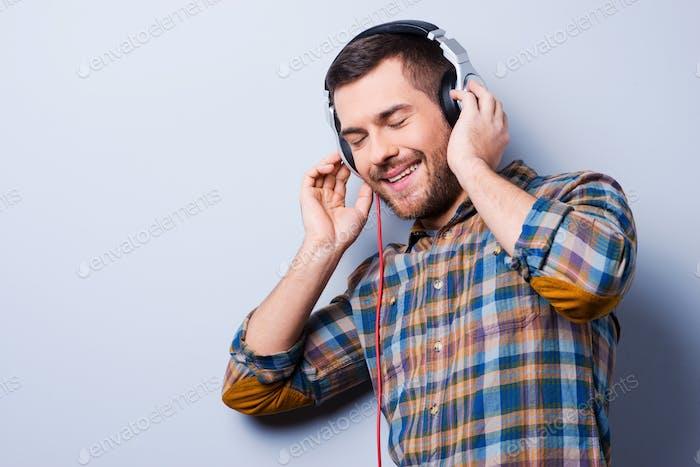 Auf den Wellen der Musik.