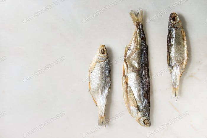 Dried fish stockfish