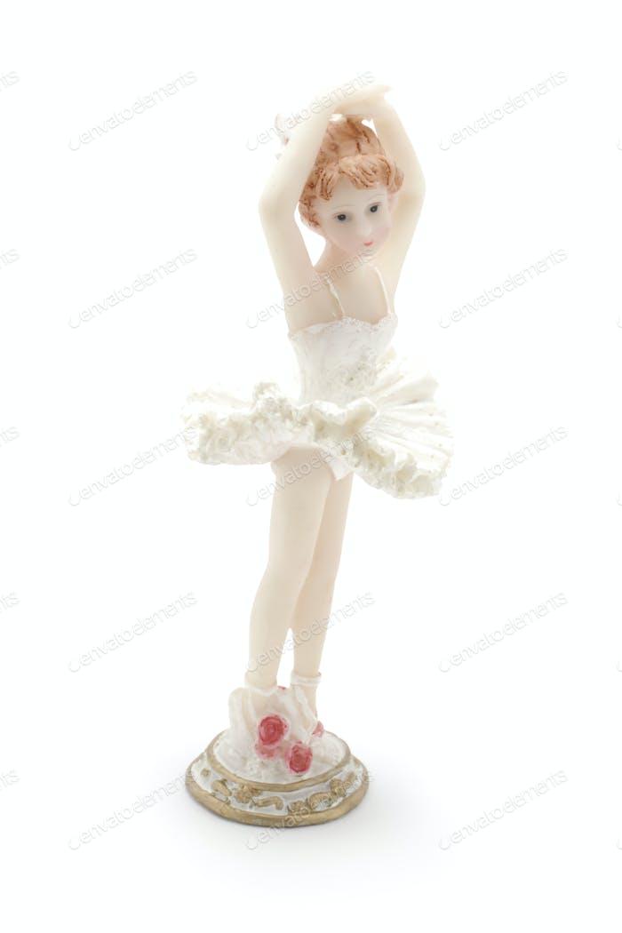 Ballerina Figure