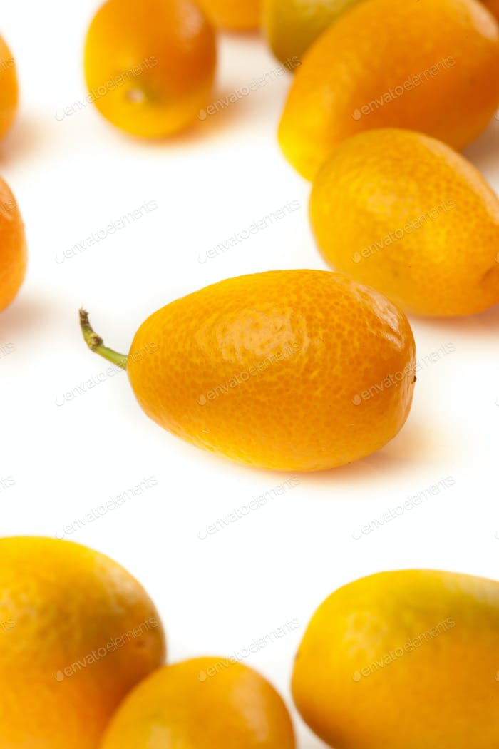 Fresh Organic Raw Kumquats