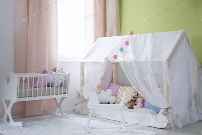 Little house for baby