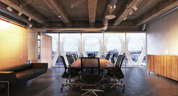 Hi Rise Büro