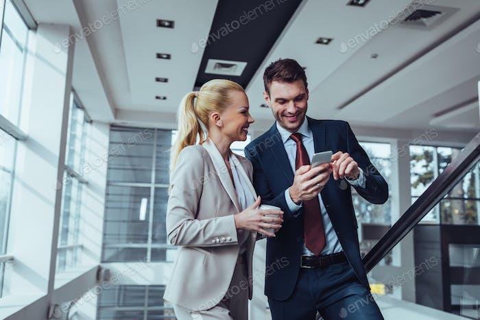 Profitieren Sie von den Vorteilen der Verbindung