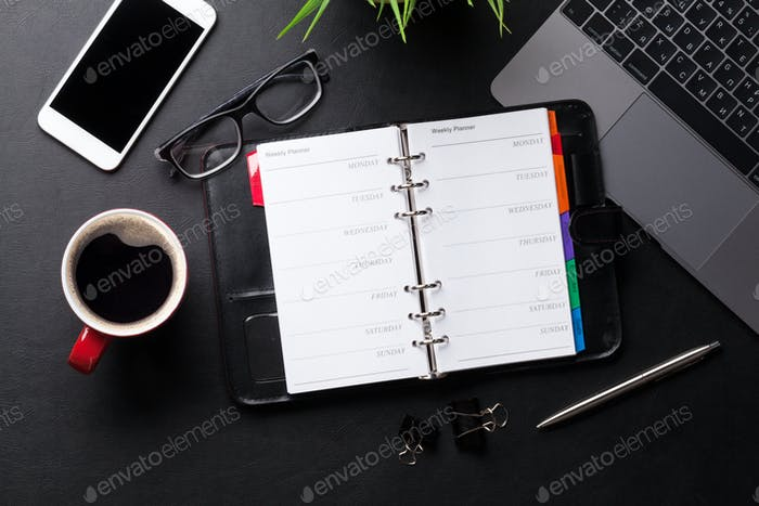Office workplace table