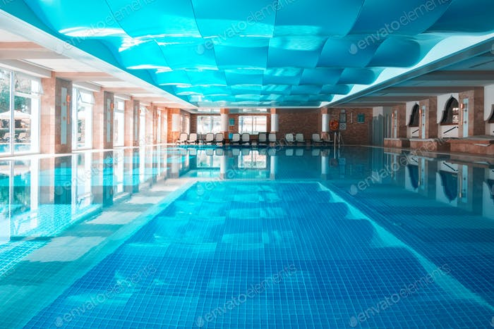 Indor swimming pool