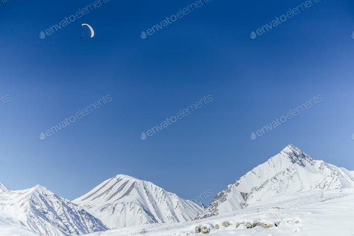 красота горы