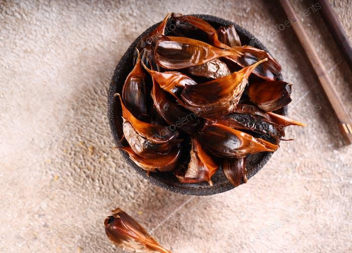 Black Fermented Garlic