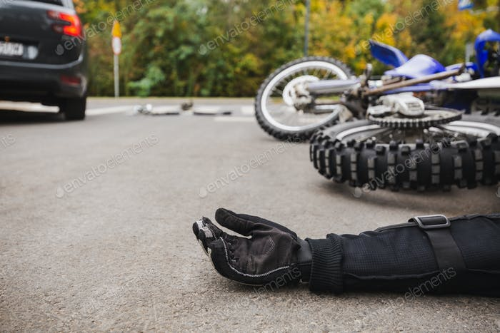 Fatal motorcycle accident