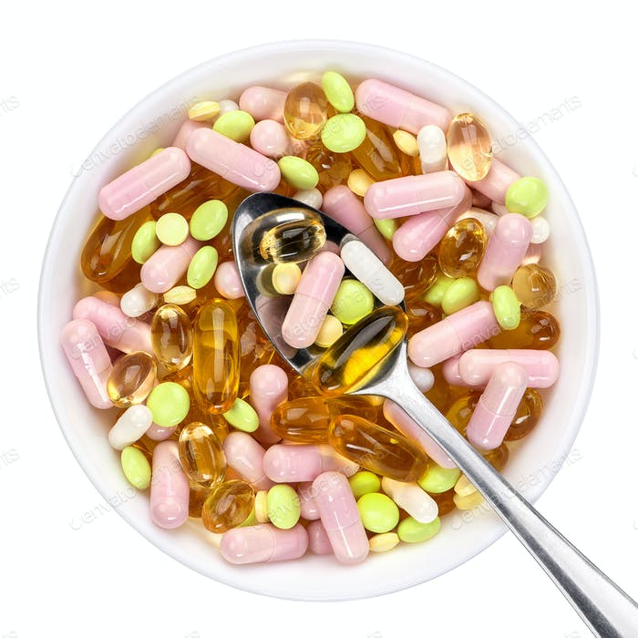 Pills meal