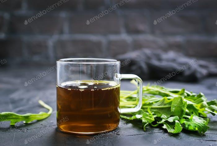 arugula oil