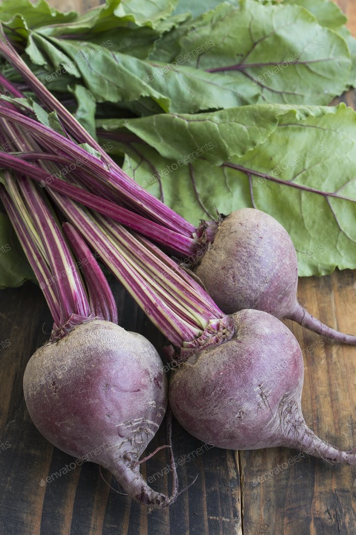 Fresh Young Beetroot