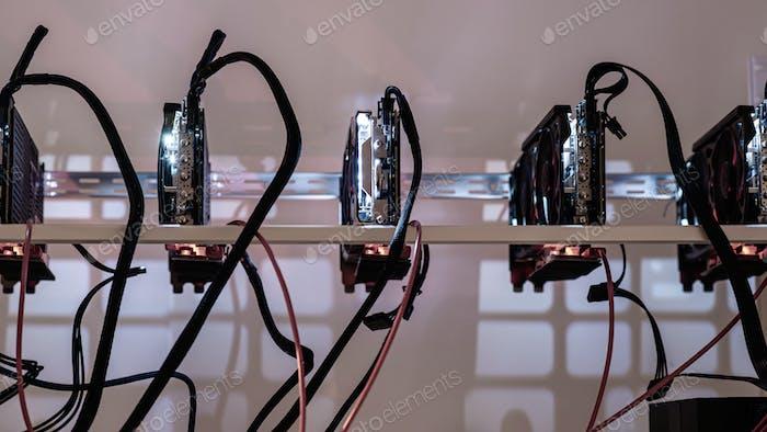 plataforma de minería de criptomonedas