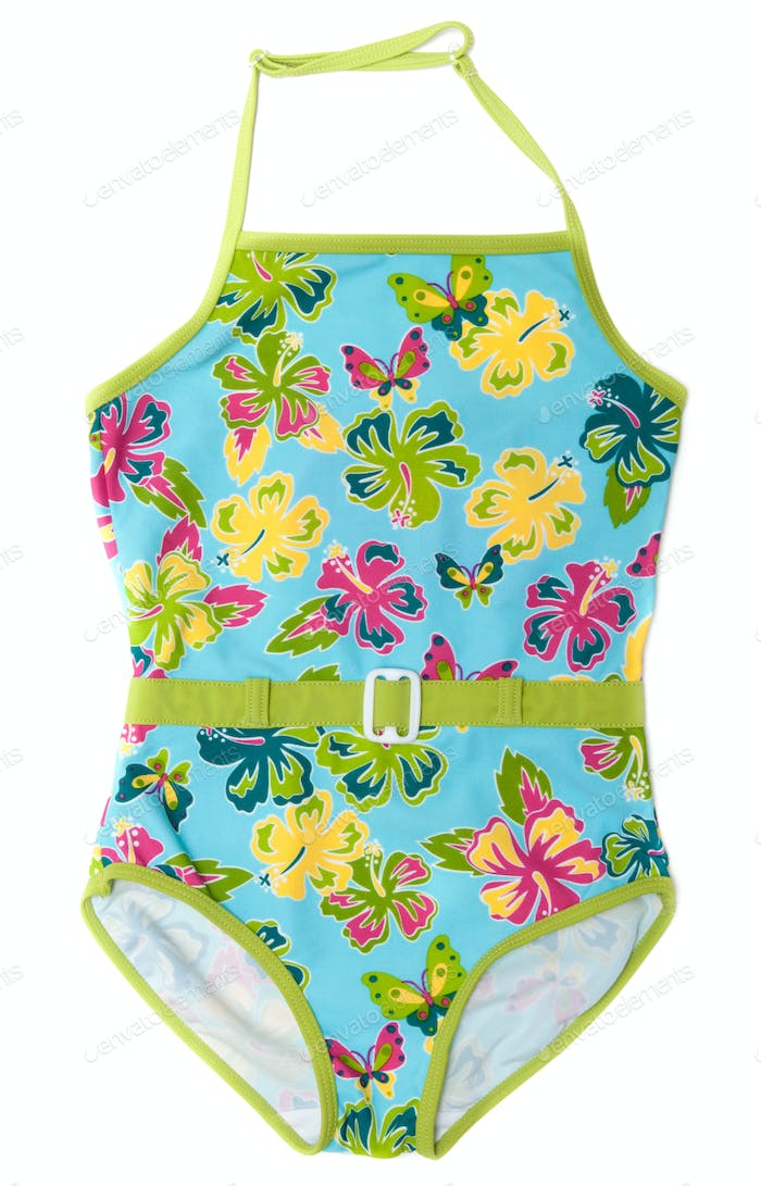 Baby colour swimsuit