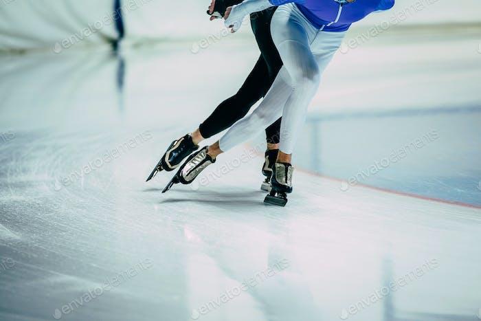 Feet man athletes skater