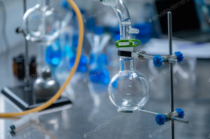 Science equipment in chemical laboratories, Concepts of scientific research and medical devices