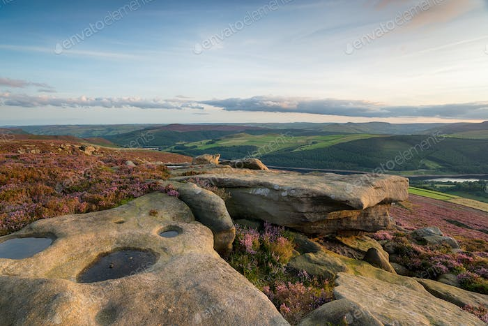 Derwent Edge Rocks