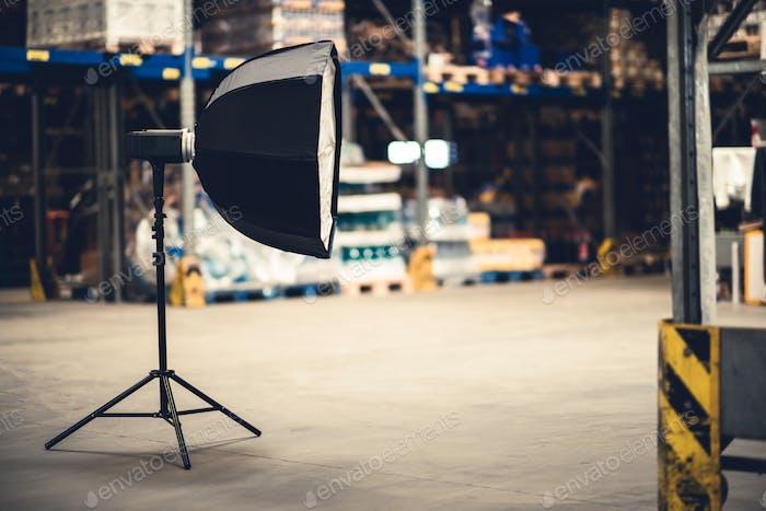 Photography Studio Flashlight