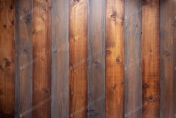 brown and dark wooden plank board