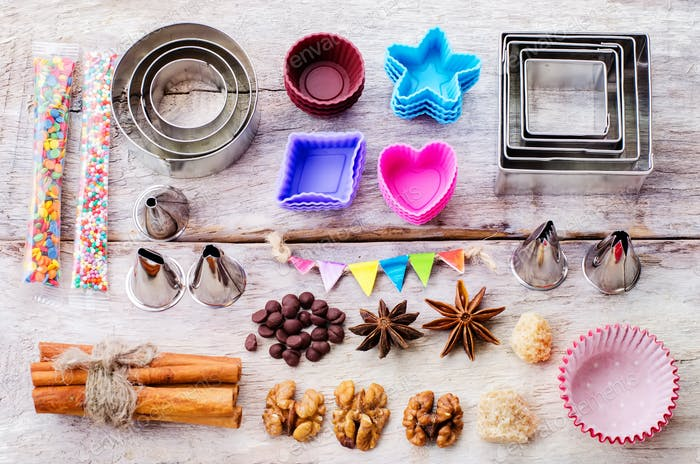 tools for baking