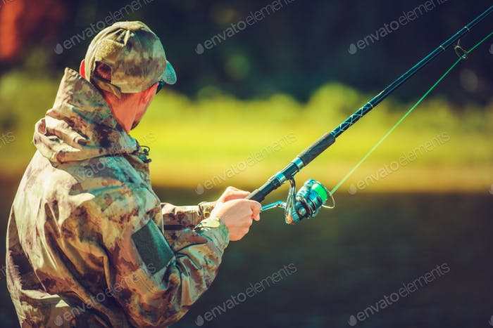 Fly Fishing Hobby