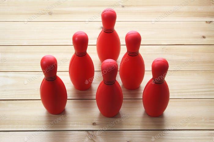 Bowling Pins