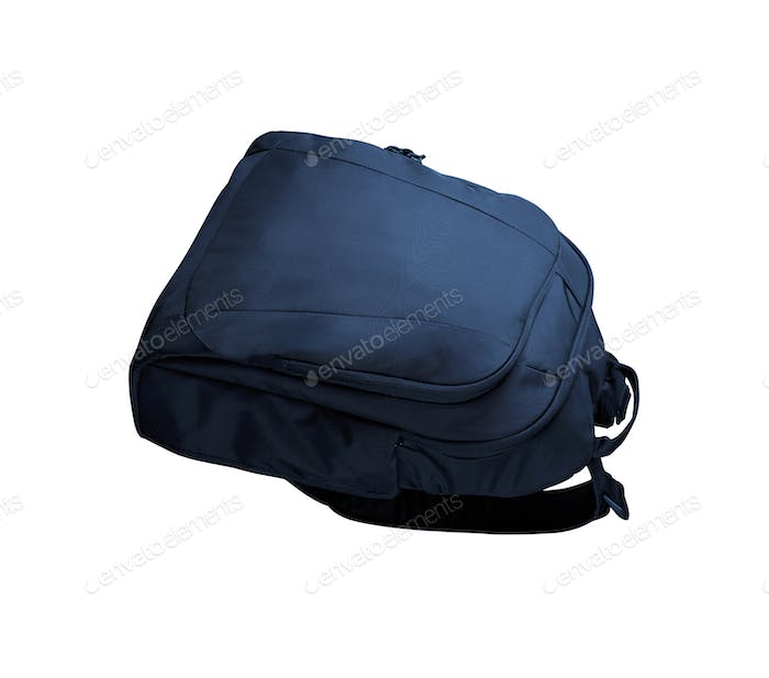 School bag isolated