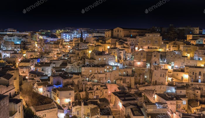 Matera's Sassi - Italy