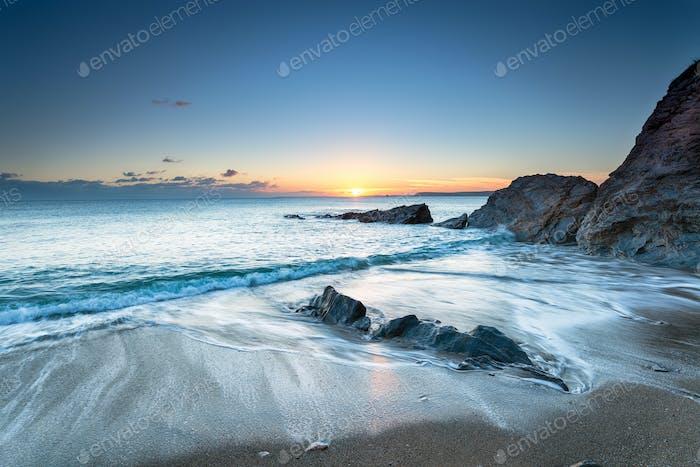 The Beach at Hemmick