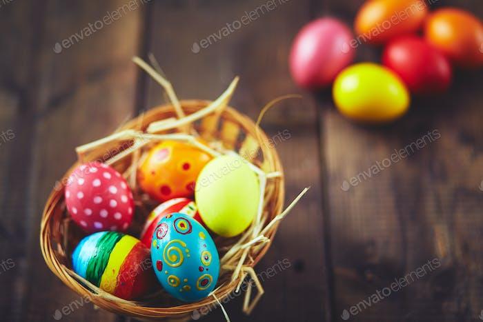 Neat eggs