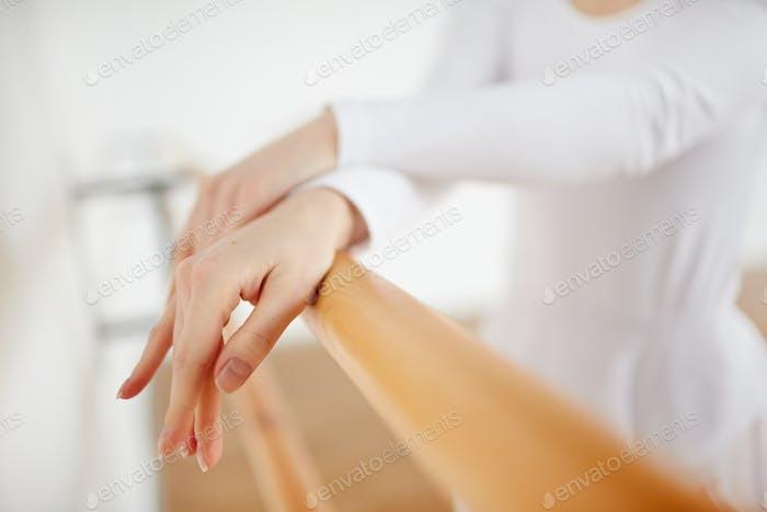 Ballerina hands