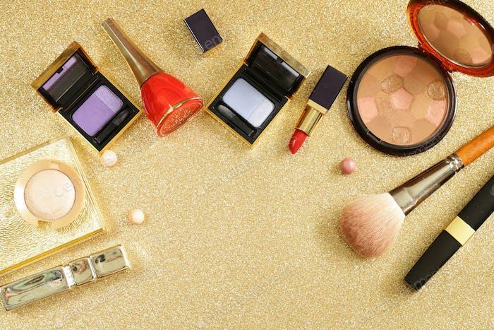 Set Cosmetics for Makeup