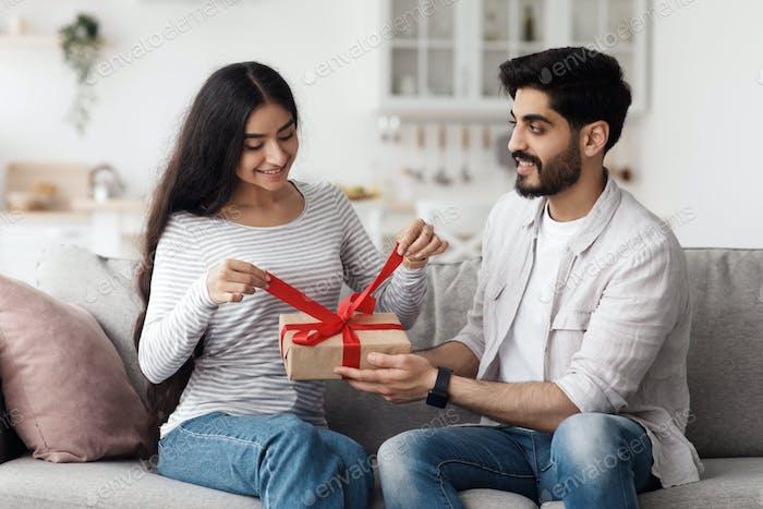 Geschenk für Frau zum Valentinstag, Geburtstag, Jahrestag