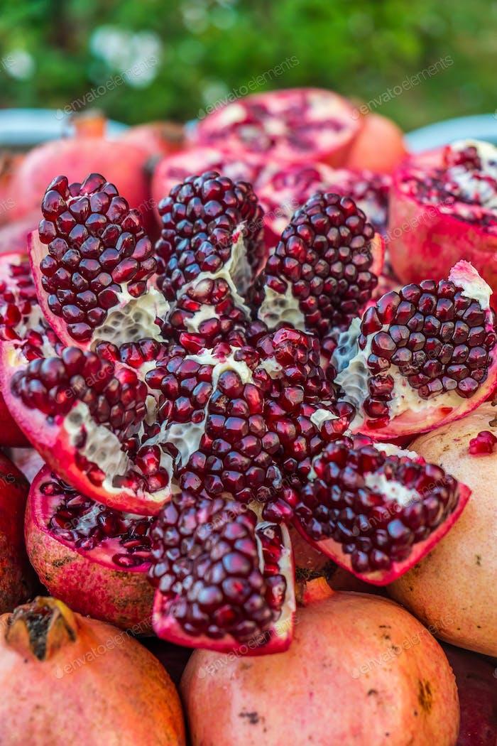 Turkish pomegranate juice
