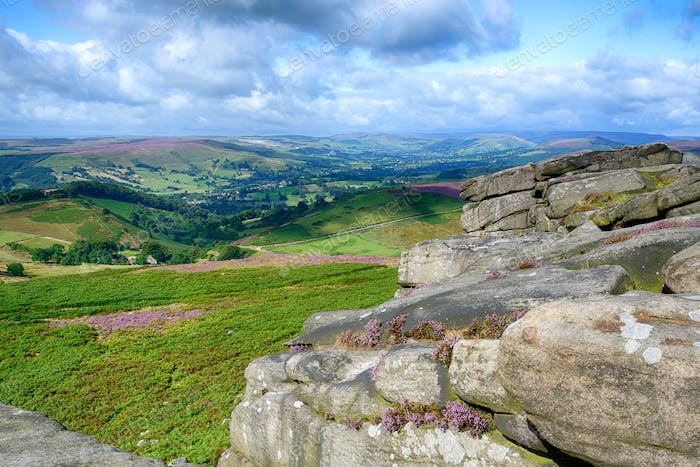 Summer at Higger Tor
