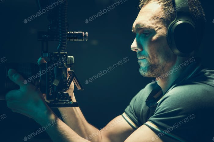 Digital Cinema Cameraman