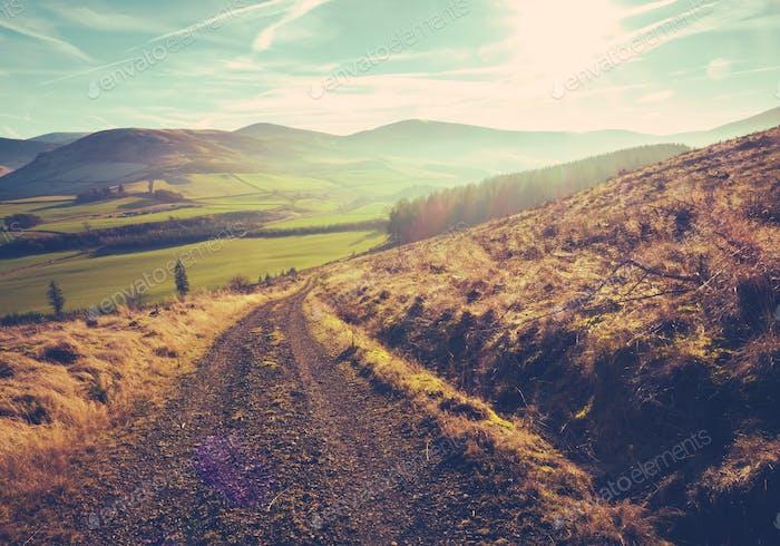 Scottish Rural Trail