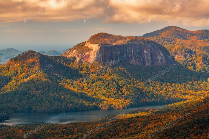 Table Rock State Park, South Carolina, USA